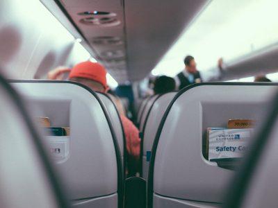 Les e-liquides et les voyages en avion